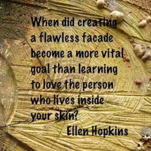 Ellen Hopkins Quote(1)