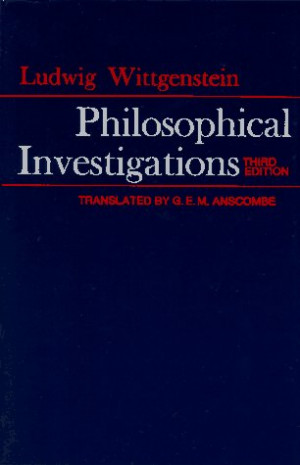 Philosophical Investigations (3rd Edition)