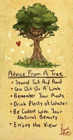 Pagan Spiritual Quotes | ... tree happy advice happines magical ...