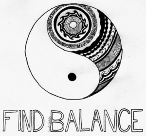find balance #hfs #harmony #quotes