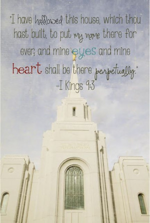 temple quotes