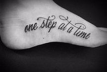 ... quotes, recovery sayings and overall beautiful tattoo art. / by Hawaii