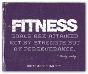 Perseverance for Fitness Success