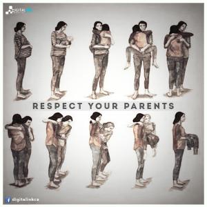 Respect Parents Respect your parents by