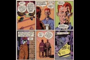 Rorschach comics