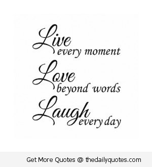 Live,Love,Laugh