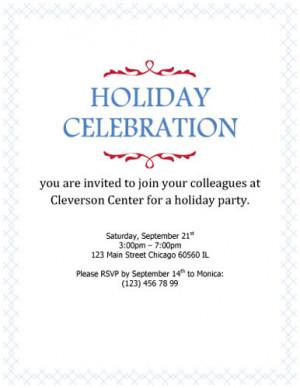Holiday-Celebration-Simple-Corporate-invitation