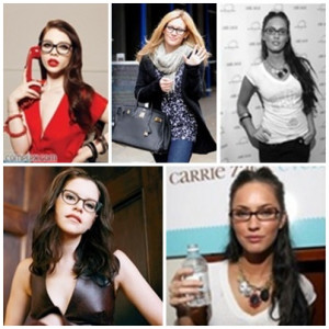 Women Who Wear Glasses Aren