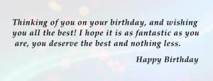 July 4 Birthday Wishes