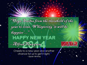 30 Amazing New Year Quotes for 2014