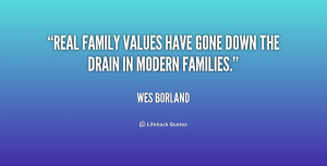 Family Values Quotes