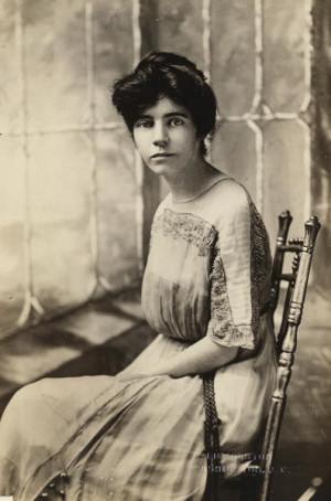 Alice Paul 1885 - 1977
