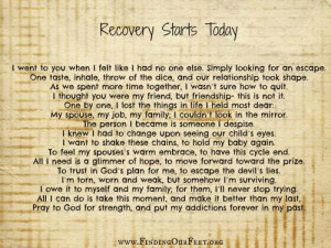 ... , faith, freedom. Addictions poem/ poetry, recovery poem/ poetry