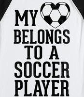 Soccer Girlfriend Shirts