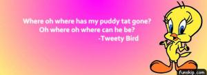 Funny tweety bird timeline cover