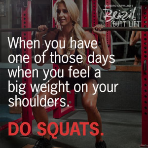 Quotes About Squats