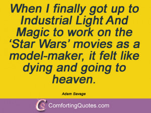Adam Savage Quotes