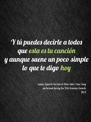 Disney - A Whole New World (Spanish) Lyrics | MetroLyrics