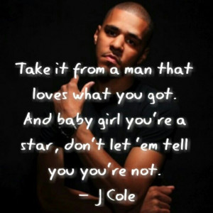 Cole - Crooked Smile quote
