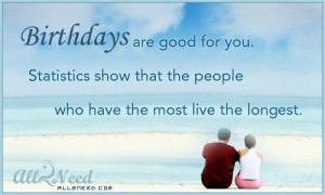 Cute birthday quotes and sayings positive happy day people