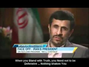 Quotes Of Mahmoud Ahmadinejad | Presednt Of Iran Quotations and ...