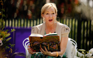 Book News: J.K. Rowling Exposes Origin Of Harry Potter's 'Twee ...