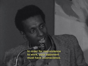 Stokely Carmichael - Nonviolence