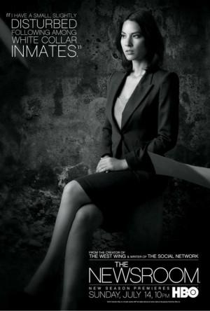 Novos posters da segunda temporada de The Newsroom
