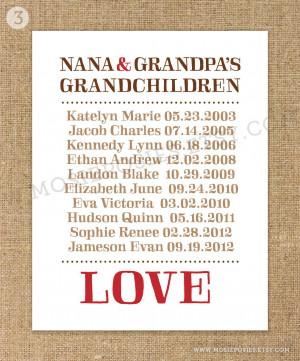 Anniversary Poems For Grandparents From Grandchildren