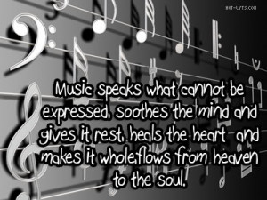 20 music washes the soul 21 quotes on music