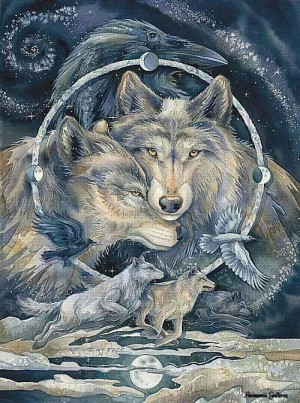 : Chiefs Dan, Spirit Animal, Fantasy Art, Spirit Guide, Dan George ...
