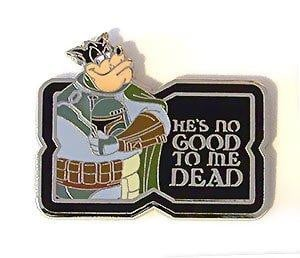 ... (TM) Mystery Collection - Characters with Quotes - Pete as Boba Fett