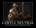 Lawful Neutral Tars Tarkas by 4thehorde