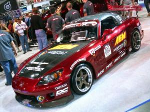 Racing Honda S2000 Photos
