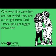 Dating a wrestler quotes