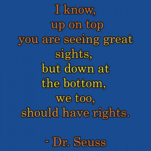 nerdydyke › Portfolio › Dr. Seuss quote -- equal rights