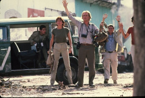 Still of Nick Nolte and Joanna Cassidy in Under Fire (1983)