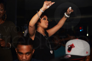 Keyshia Cole at LIV | World Red Eye