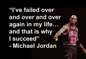 Michael Jordan Quote - Famous Quote