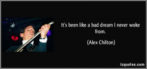 Quotes About Bad Dreams