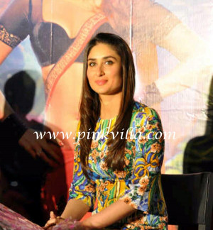 Madhur Bhandarkar & Kareena Kapoor promote Heroine