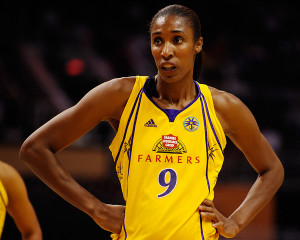strong, I'm tough, I still wear my eye by Lisa Leslie @ QUOTES ...