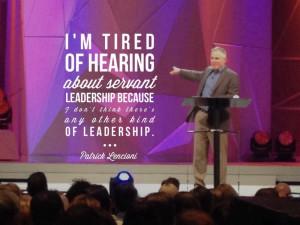 15 Transformational Quotes from Patrick Lencioni – Global Leadership ...