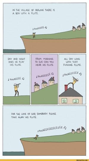 Funny Flute Jokes