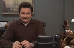 Best Ron Swanson Quotes from 'Parks and Recreation'