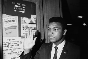 Apr. 28, 1967 - Muhammad Ali refused induction into the U.S. Army ...
