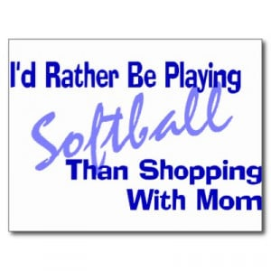 Cute softball sayings wallpapers