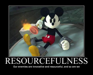 Resourcefulness Quotes Resourcefulness by checker-bee