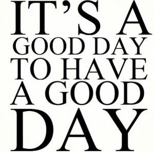 Yep! lol Happy New Day