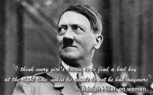 Swift quotes attributed to Hitler are funnier than Hitler quotes ...